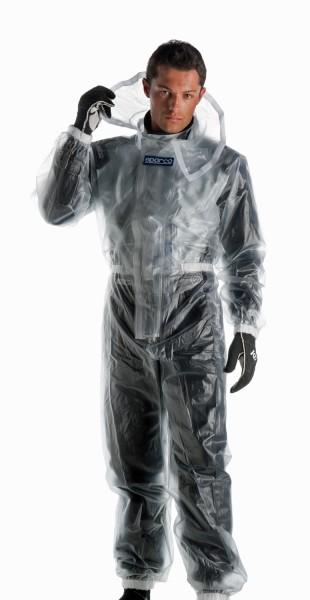 Sparco T1 Regenoverall, transparent