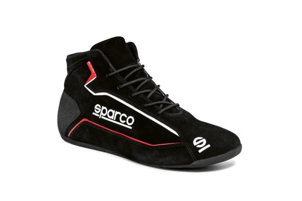 Sparco Schuhe Wildleder Slalom+