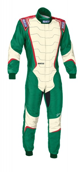 Sparco Overall X-light K